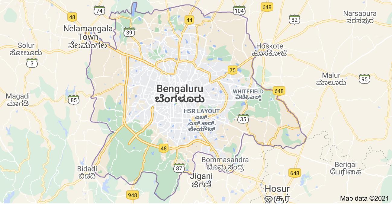 Internet Service Coverage Bangalore